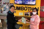 กลุ่มผู้ปกครองร่วมกันบริจาคเงินช่วยเหลือนักศึกษาไทยในซิดนีย์ - Donation For Thai Student in Sydney
