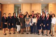 เยี่ยมคารวะเอกอัครราชทูตที่แคนเบอร์ร่า  - Visit to Thai Embassy in Canberra