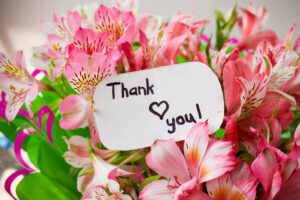 Thank You Note (BTCL Forum) – from School Advisor